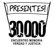 Encuentro Memoria, Verdad y Justicia